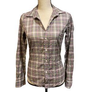 Frank & Eileen Button Down Flannel Shirt